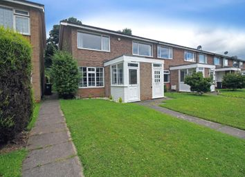 Thumbnail 2 bed maisonette for sale in Draycote Close, Solihull