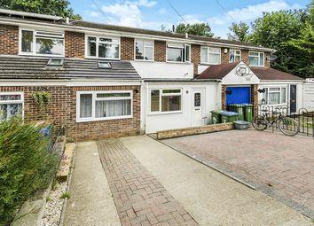 Thumbnail 3 bedroom terraced house for sale in Burnett Close, Southampton