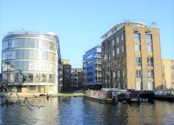 Thumbnail 1 bedroom flat to rent in New Wharf Road, London