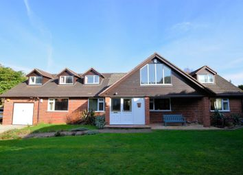 Thumbnail 6 bedroom detached house for sale in Long Lane, Tilehurst, Reading