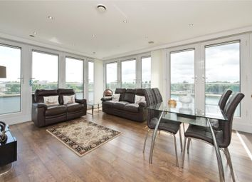 Thumbnail 2 bed flat for sale in Tabard House, 22 Upper Teddington Road, Kingston Upon Thames