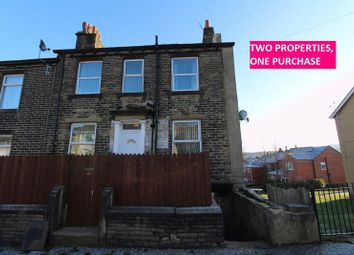 Thumbnail 3 bedroom terraced house for sale in Moor End Road, Huddersfield