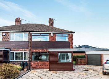 Thumbnail 3 bed semi-detached house for sale in Heathfield Close, Sale, Manchester, Greater Manchester