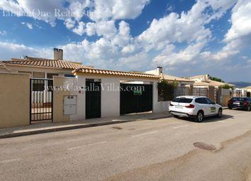 Thumbnail 1 bed villa for sale in Calle Rio Ebro, Castalla, Alicante, Valencia, Spain