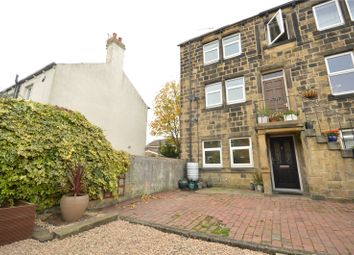 Thumbnail 2 bed terraced house for sale in Sandhurst Street, Calverley, Pudsey, West Yorkshire