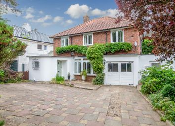 Thumbnail 4 bed detached house for sale in Brooke Road, Ashford