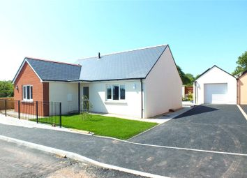 Thumbnail 2 bed detached bungalow for sale in Plot 11, Bowett Close, Hundleton, Pembroke