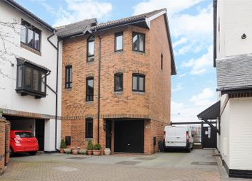 Thumbnail 3 bedroom town house for sale in Channel Way, Ocean Village, Southampton