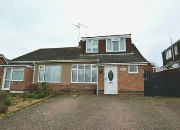 Thumbnail 4 bedroom semi-detached bungalow for sale in Washbrook Close, Little Billing, Northampton