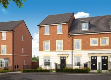 "Thumbnail 4 bed property for sale in ""The Westminster At Capella"" at Westway, Eastfield, Scarborough"