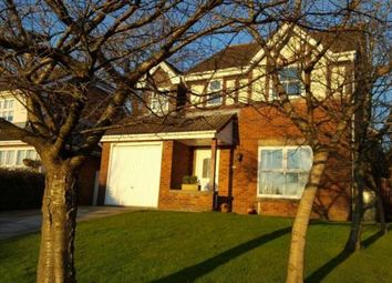Thumbnail 4 bedroom detached house for sale in Foxglove Drive, Whittle-Le-Woods, Chorley, Lancashire