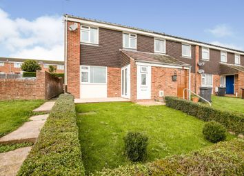 Thumbnail 3 bed end terrace house for sale in The Gages, Hailsham
