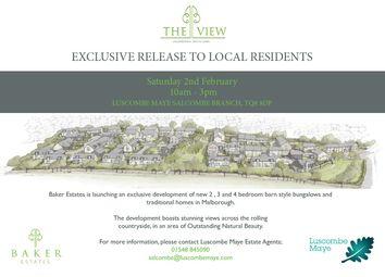 Thumbnail 2 bed detached house for sale in Malborough Park, Malborough, Kingsbridge