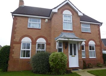 Thumbnail 5 bedroom detached house to rent in Blenheim Way, Harrogate