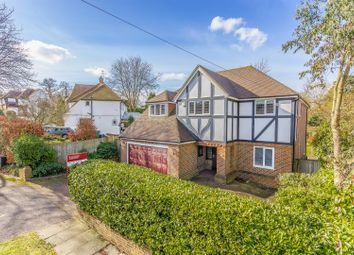 Thumbnail 5 bed detached house for sale in Green Curve, Banstead