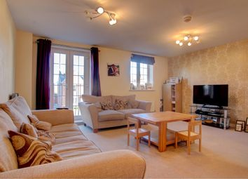 Thumbnail 3 bed town house for sale in Empingham Drive, Syston, 2