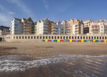 Thumbnail 2 bedroom flat to rent in Honeycombe Beach, Bournemouth, Dorset, United Kingdom