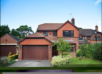 Thumbnail 4 bedroom detached house to rent in Gawer Park, Chester