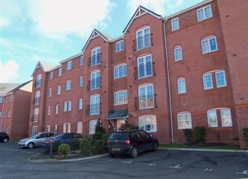 Thumbnail 2 bed flat to rent in Blount Close, Crewe