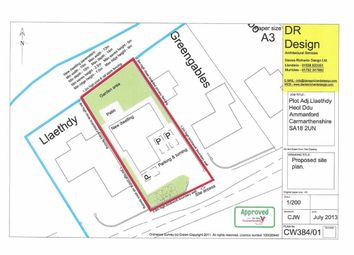 Thumbnail Property for sale in Heol Ddu, Ammanford