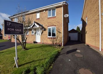 Thumbnail 3 bed semi-detached house for sale in Spinners Way, Belper, Derbyshire