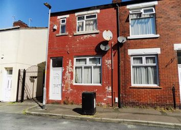 Thumbnail 3 bed end terrace house for sale in Gordon Street, Abbey Hey, Manchester