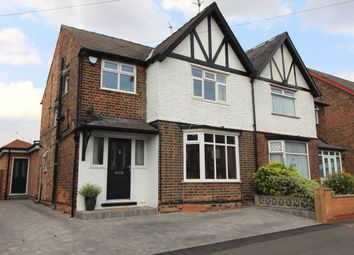Thumbnail 4 bed semi-detached house to rent in Charles Street, Arnold, Nottingham