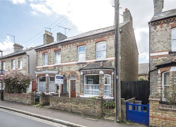 Thumbnail 3 bed terraced house for sale in Queens Road, Twickenham