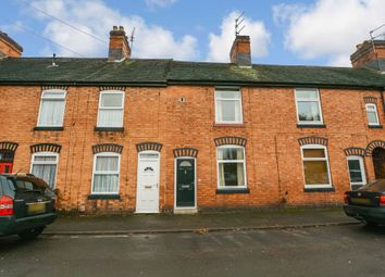 Thumbnail 2 bed terraced house to rent in Grove Road, Atherstone, Warwickshire