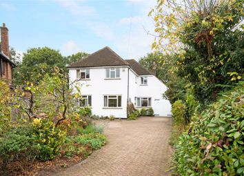 Thumbnail 5 bedroom detached house for sale in Onslow Way, Pyrford, Woking, Surrey