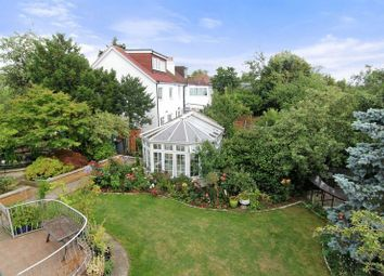 Thumbnail 4 bed detached house for sale in Norbury Hill, London