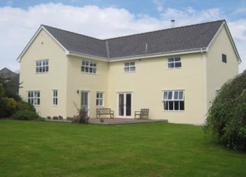 Thumbnail 4 bed detached house for sale in St. Maughans, Monmouth