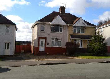 Thumbnail 3 bed semi-detached house for sale in Heath Street, Hednesford, Cannock
