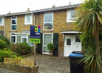 Thumbnail 3 bed terraced house for sale in Stone Gardens, Broadstairs