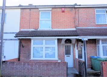 Thumbnail 3 bed terraced house for sale in Northumberland Road, Southampton
