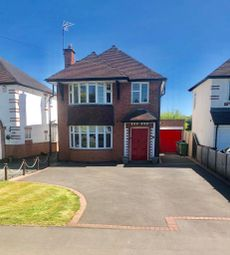 Thumbnail 3 bed detached house for sale in Hinckley Road, Nuneaton