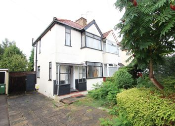 Thumbnail 3 bed property to rent in Northumberland Avenue, Hornchurch