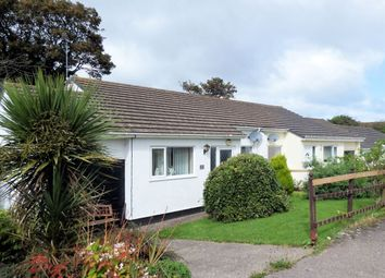 Thumbnail 2 bed bungalow to rent in Tremayne Park, Camborne