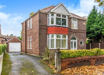 Thumbnail 3 bed detached house for sale in Manchester Road, Manchester, Greater Manchester, Chorlton