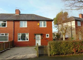 Thumbnail 3 bed semi-detached house for sale in Creswick Avenue, Burnley, Lancashire
