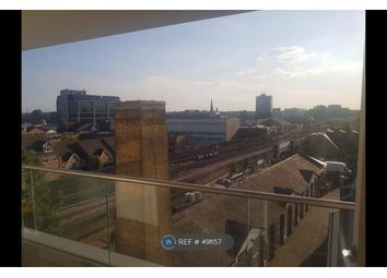 Thumbnail 1 bed flat to rent in Glenthorne Road, London