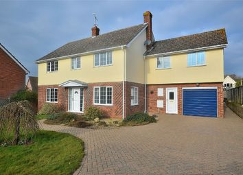 Thumbnail 4 bed detached house to rent in Great Easton, Dunmow, Essex