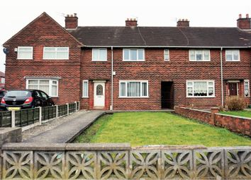 Thumbnail 3 bed terraced house for sale in Greenside Lane, Manchester