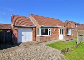 Thumbnail 2 bed detached bungalow for sale in Heath Lane, Mundesley, Norwich