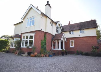 Thumbnail 6 bed detached house for sale in Parkgate Road, Mollington, Chester