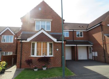 Thumbnail Semi-detached house for sale in Grovefield Crescent, Balsall Common, Coventry