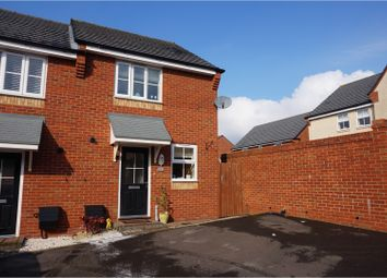 Thumbnail 2 bed semi-detached house for sale in Haslingden Crescent, Gornal