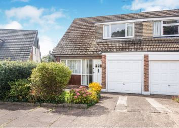 3 bed semi-detached house for sale in Lindale Close, Spinney Hill NN3