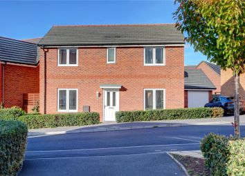 Cross Furlong, Wychbold, Droitwich WR9. 3 bed detached house for sale