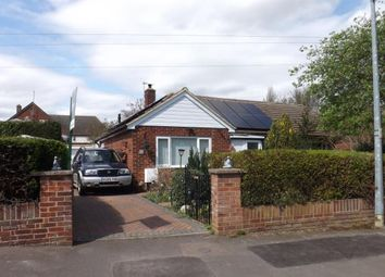 Thumbnail 2 bed bungalow for sale in Boddington Gardens, Biggleswade, Bedfordshire
